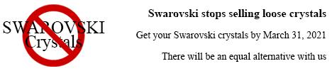 Swarovski special offers