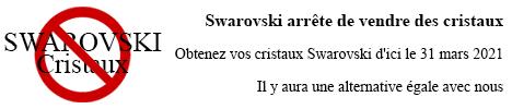 Swarovski offres spéciales