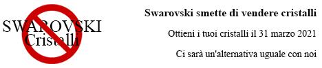Swarovski offerte speciali