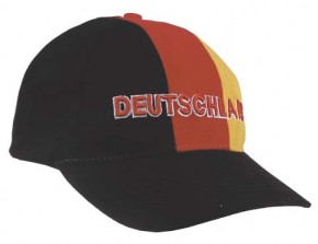 "Basball Cap ""Germany"" of our Worldcup-Collection"
