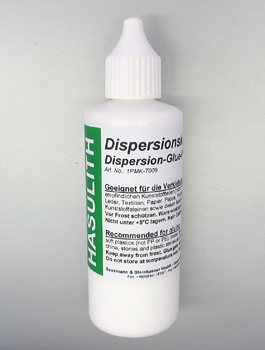 Dispersion glue: Special glue for gem stones of Hasulith