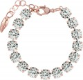 "Bracelet ""Rosi"" Medium Crystal, with original Swarovski Elements Crystals"