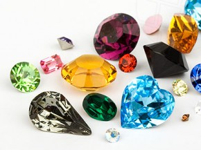 Chatons of Swarovski Elements (Multi Form Mix), REMAINING STOCK