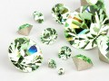 Chatons von Swarovski Elements (Chrysolite Multi Size Mix)