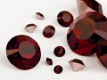 Chatons von Swarovski Elements (Garnet Multi Size Mix)