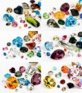 Chatons von Swarovski Elements (Multi Form Mix)