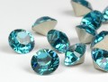 Chatons von Swarovski Elements PP31 (Blue Zircon)