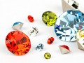 Chatons von Swarovski Elements  (Summer Multi Size Mix)