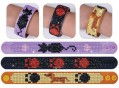 "Craft Kit ""Bracelet Cats"" by Diamond Dotz with rhinestones 