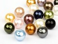 Crystal Beads of Swarovski Elements  6mm   (Color Mix)