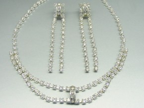 Crystal Jewellery Set | Second Quality