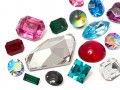 Gemstones | Chatons | Semi-Pearls of Swarovski Elements | 4.0 - 22.0mm, Multi Form Mix