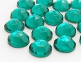 Gemstones | Rhinestones | 10.0mm, Round, Light Emerald