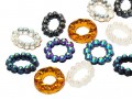 Gemstones | Rhinestones | 12.0-16.0mm, Ring, Colormix