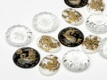 Gemstones of Optima 13-18mm (Zodiac Sign Mix)