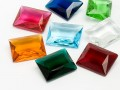 Gemstones of Optima Rectangle 15x20mm (Colormix)