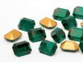 Gemstones of Swarovski Elements 8x6mm (Emerald)