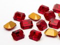 Gemstones of Swarovski Elements 8x6mm (Siam)