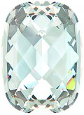 "Gemstones of Swarovski Elements ""Classic Baguette"" 18.0 x 13.0mm (Crystal), REMAINING STOCK"