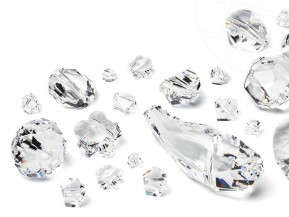 Glasperlen von Swarovski Elements (Crystal Multi Form Mix)