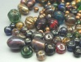 Glass Beads 4-10mm (Color and Sizes Mix)