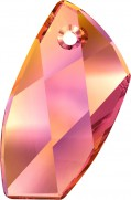 "Pendant of Swarovski Elements ""Avant-Garde"" 20.0mm (Crystal-Astral Pink), REMAINING STOCK"