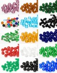 Perles de Rocailles et Transitoires | 2mm - 6mm, Multi Size Mix
