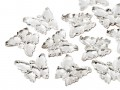 Pierres de Strass au point de Star Bright | Papillon, 16.0 x 17.5mm, Crystal