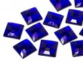 Rhinestones | Gemstones No-Hotfix of Star Bright | 20.0mm, Square, Cobalt