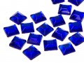 Rhinestones | Gemstones No-Hotfix of Star Bright |  8.0mm, Square, Cobalt