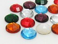 Rhinestones | Gemstones No-Hotfix of Star Bright |  9.0mm, Round, Colormix