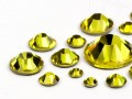Rhinestones Hotfix of Swarovski Elements  (Citrine Multi Size Mix)