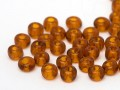 Seed Beads | 2.0mm, Smoked Topaz
