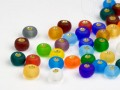 Seed Beads  | 4.5mm, Matt, Colormix