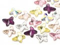 Strasssteine No-Hotfix von Swarovski Elements | Schmetterling | 12.0mm, Arielle-Mix